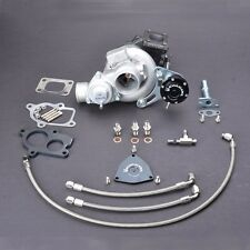 Kinugawa Turbocharger TD04L-11TK 6cm T25 Spool Faster 250HP w/ Oil and Water Kit