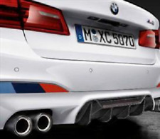 BMW F90 M5 M performance carbon fiber rear diffuser 51192446628