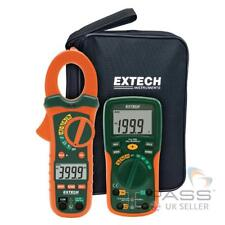 *NEW* Extech ETK30 Electrical Test Kit w/ Clamp Meter, Multimeter + Leads & Case