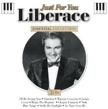Essential Collection/Just For You - Liberace (2013, CD NEU)3 DISC SET