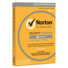 Norton Security Premium 2020 90 Tage KEY DE