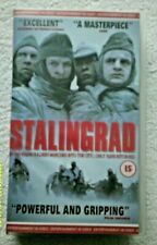 STALINGRAD 15 VHS COLLECTABLE 1992