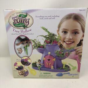 My Fairy Garden Tree Hollow Toy *NEW* Open Box