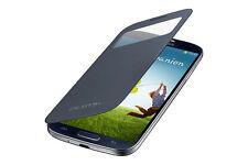 Original Samsung Galaxy S4 I9500 I9505 S View Cover EF-CI950B black