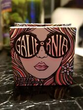 Benefit Galifornia Blush Pink & Gold .08 Oz with Brush Brand New Authentic