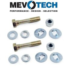 For Cadillac Pontiac Pair Set of 2 Front Alignment Camber Kits Mevotech MK928
