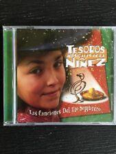 Tesoros Musicales De La Ninez: Las Canciones Del Tio Sombrero (CD, 2004) NEW