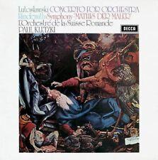 Lutoslawski: Concerto / Hindemith: Mathis (SXL 6445) : Paul Kletzki
