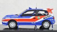 Nissan Pulsar GTI-R 1991 TEST CAR 1:43 LUMYNO