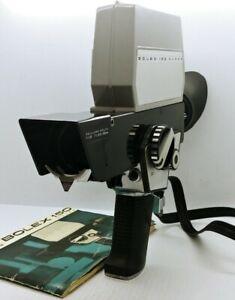 Vintage BOLEX 150 SUPER super 8 movie Camera SWITZERLAND