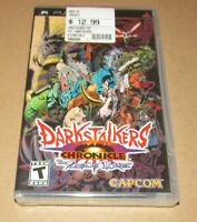 Darkstalkers Chronicle: The Chaos Tower (Sony PSP) Brand New / Fast Shipping