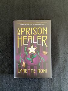 The Prison Healer FairyLoot Exclusive SIGNED STENCILED Edition Lynette Noni