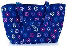 Vera Bradley Miller Bag Ellie Flowers Travel Zip Tote Overnight Duffel 15688