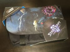 Razer StarCraft II Wings of Liberty Laptop Messenger Bag Zerg Kerrigan Edition