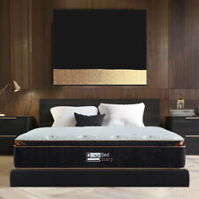 BedStory 12Inch Gel Infused Memory Foam Hybrid Mattress Twin Full Queen King Bed