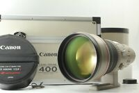【READ!EXC+++】 Canon EF 400mm f/2.8 L USM Telephoto Lens w/  Case from Japan #616