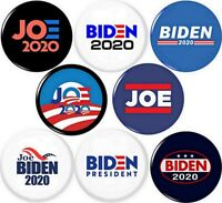 Joe Biden 2020 8 NEW 1 Inch (25mm) Pinback Buttons Badges Pins Kamala Harris BLM