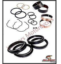 Kawasaki Z1000 (2003 to 2012) Front Fork Seals Dust Seal & Fork Bushes Kit Set