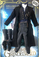 Hot Toys MMS513 Fantastic Beasts Gellert Grindelwald Full Outfit Clothes Jacket