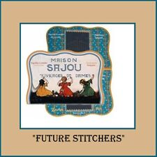 "Sajou Vintage Replica Needle Card  ""Future Stitchers"""