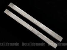 Seuil de porte FIAT 500 - Barre de protection acier inoxydable (davanzale porta)