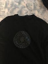 authentic black long sleeve versace shirt