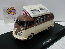 Schuco 03697 # Volkswagen VW Bus T1 Campingbus in braun-beige 1:43 Neuheit !!