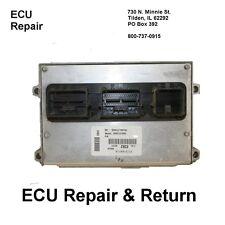 Mercury Milan ECM ECU Engine Computer Repair & Return  Mercury Milan ECM