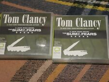 The Sum Of All Fears - Tom Clancy (CD- Audio Book) d1