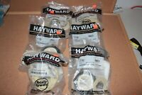 "(6) Hayward SP1419E 1-1/2"" Pool Spa Return Jet 1"" Eyeball Flow YELLOWED"