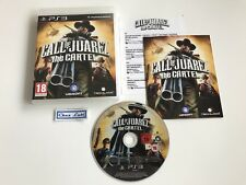 Call Of Juarez The Cartel - Sony PlayStation PS3 - FR - Avec Notice