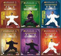 DVD Chen style Tai Chi taijiquan Series Chen Style Taijiquan - Wang Xi'an 15DVDs