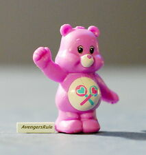 Care Bears Mini Figures Wave 1 Share Bear Right Hand Up