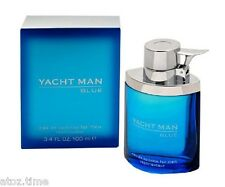 YACHT MAN BLUE * Myrurgla * Cologne for Men * 3.4 oz * NEW IN BOX 100ml