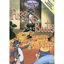 Timeless Tales: Puss 'n Boots DVD Region 1