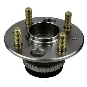 Wheel Bearing and Hub Assembly-4-Wheel ABS Rear CRS Automotive Parts NT513105