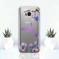 Floral Phone Case Samsung Galaxy S9 S10 Plus Galaxy S8 Case Galaxy Note 8 9 Case