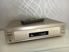 SONY DVP S7700 ... LECTEUR CD DVD HAUT DE GAMME . TELEC . CHAMPAGNE ES