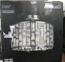 Artika Empire Semi-Flush LED Light Fixture