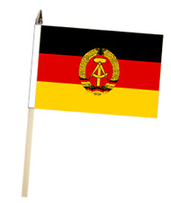East Germany GDR 1959 to 1990 Large Hand Waving Courtesy Flag