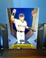 Tops Finest Derek Jeter Counterpart  Alfonso Soriano- Mint Condition Gold