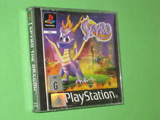 Spyro The Dragon - PlayStation 1 Game - Australian PAL Version