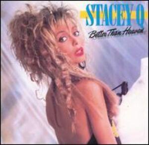Stacey Q - Better Than Heaven [New CD]