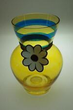 Christopher Vine Design Australia Amber Glass Vase DH78