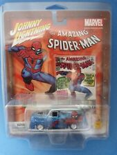 Johnny Lightning - The amazing Spider-Man - Van - Marvel