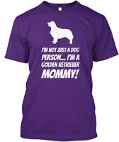 Golden Retriever Mommy! - I'm Not Just A Dog Hanes Tagless Tee T-Shirt