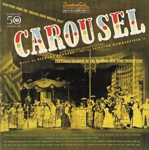 Carousel  Original Broadway Cast   CD