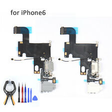 For iPhone 6 Audio Handsfree Charging Dock Port Mic Flex Cable Replacement Kit