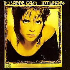 ROSANNE CASH : INTERIORS (CD) sealed