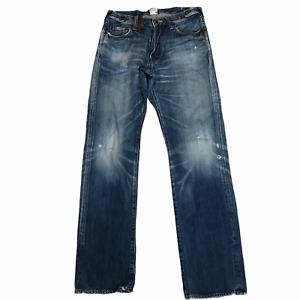 Prps Jeans Blue  W32 L34 Straight Fit The Original